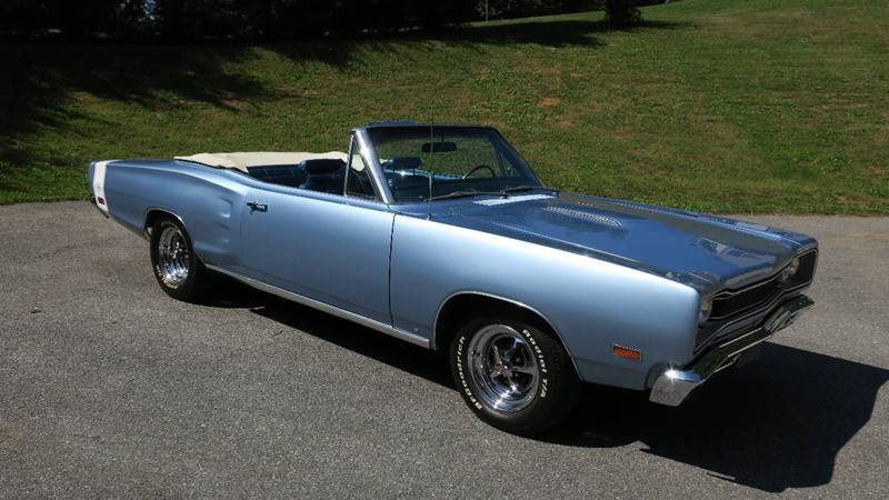 1969 Dodge Coronet for sale at The Best Muscle Cars in Clarksburg MD
