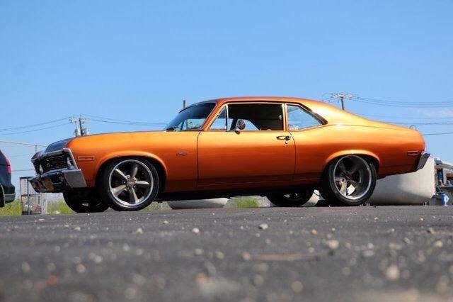 1972 Chevrolet Nova for sale at The Best Muscle Cars in Clarksburg MD