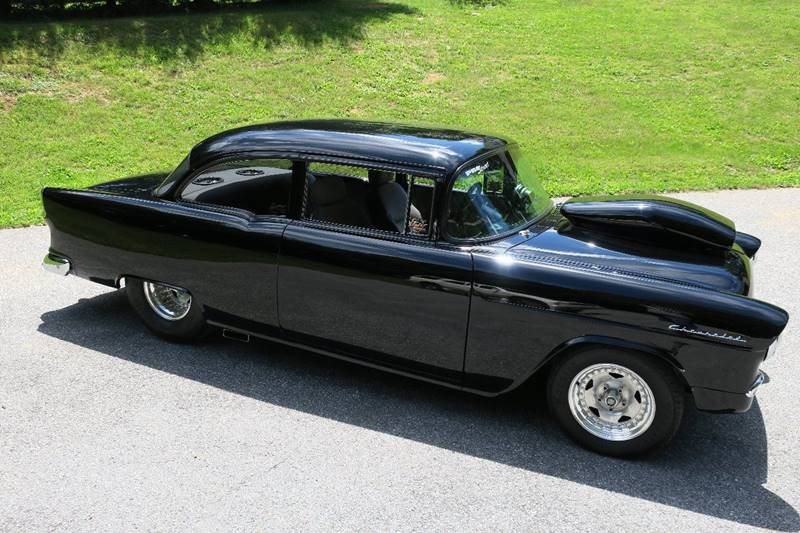 1955 Chevrolet Bel Air for sale at The Best Muscle Cars in Clarksburg MD