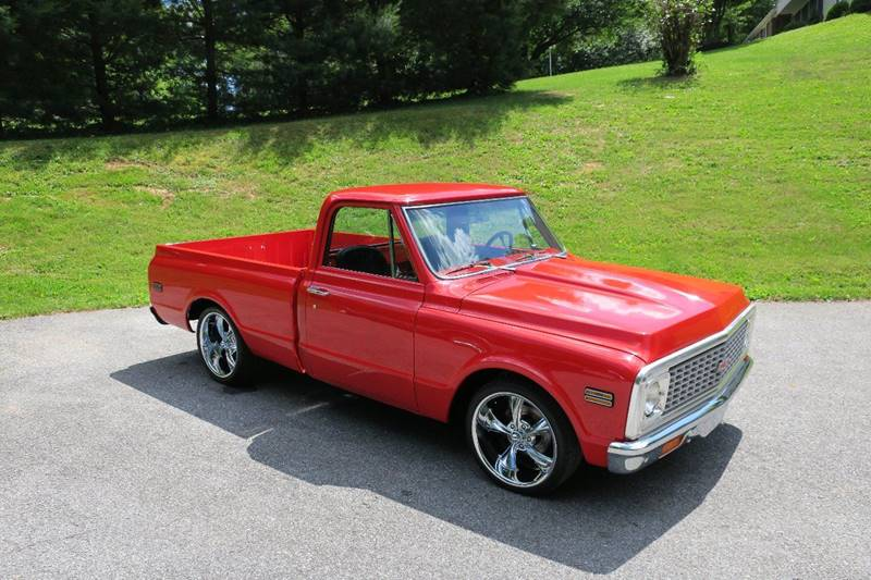 1971 Chevrolet C/K 10 Series for sale at The Best Muscle Cars in Clarksburg MD