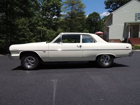 1964 Chevrolet Chevelle for sale at The Best Muscle Cars in Clarksburg MD