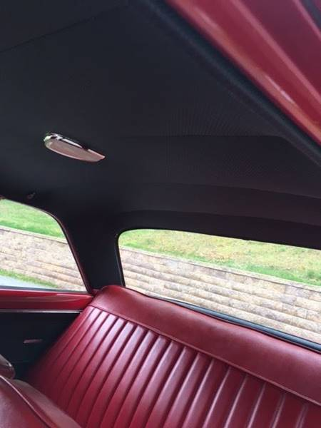 1963 Chevrolet Nova for sale at The Best Muscle Cars in Clarksburg MD