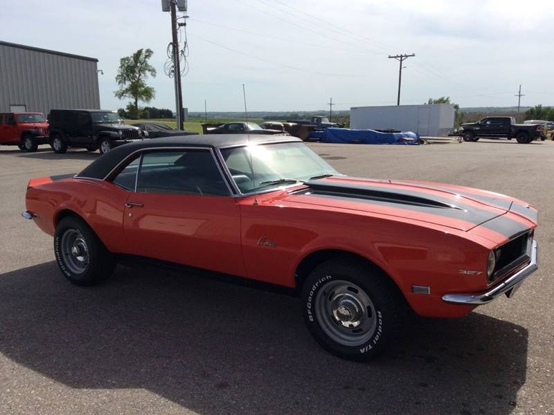 1968 Chevrolet Camaro for sale at The Best Muscle Cars in Clarksburg MD