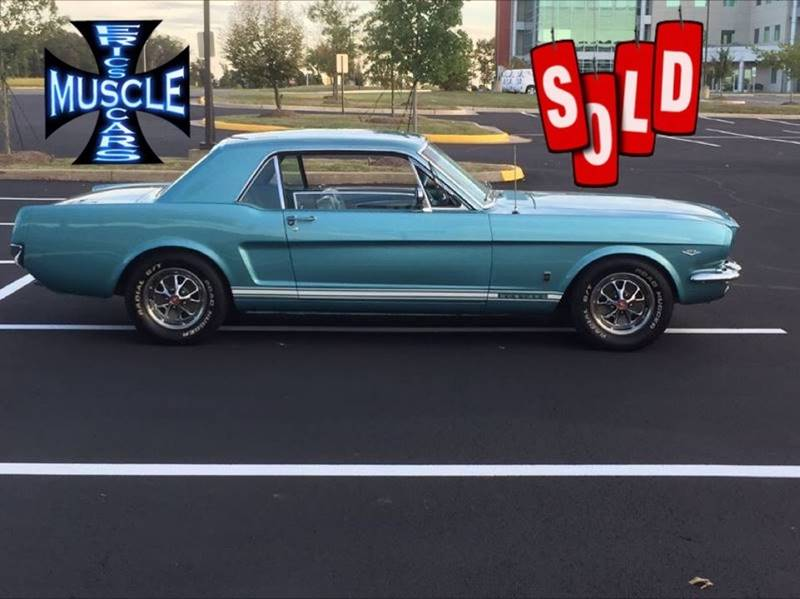 1966 Ford Mustang SOLD SOLD SOLD
