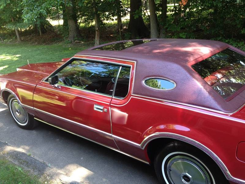 1976 Lincoln Mark IV for sale at The Best Muscle Cars in Clarksburg MD