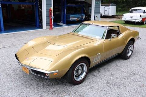 1969 Chevrolet Corvette for sale at The Best Muscle Cars in Clarksburg MD