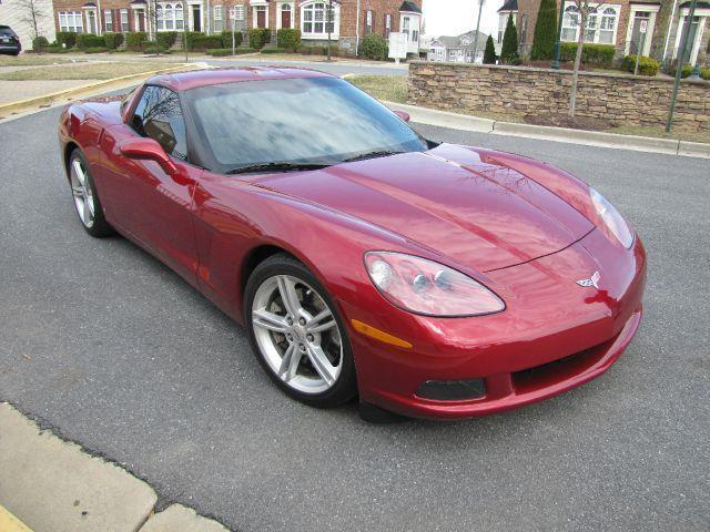 2008 Chevrolet Corvette for sale at The Best Muscle Cars in Clarksburg MD