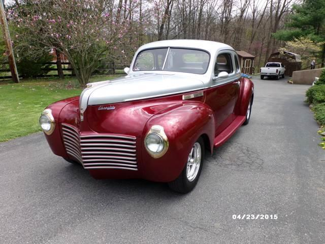 1940 Chrysler Street Rod for sale at The Best Muscle Cars in Clarksburg MD