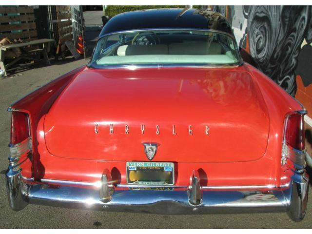 1956 Chrysler New Yorker for sale at The Best Muscle Cars in Clarksburg MD