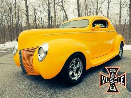 1940 Ford Coupe SOLD SOLD SOLD