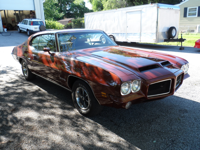 1971 Pontiac GTO SOLD SOLD SOLD