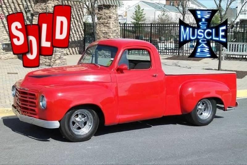1951 Studebaker Resto Mod SOLD SOLD SOLD