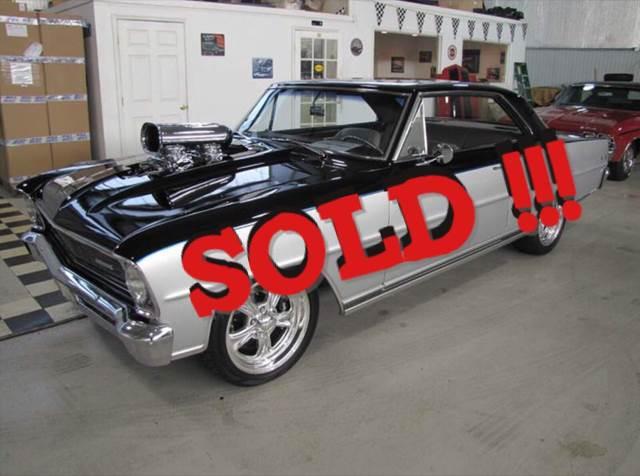 1966 Chevrolet Nova SOLD SOLD SOLD