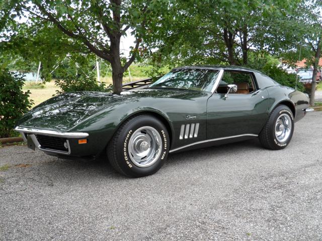1969 Chevrolet Corvette SOLD SOLD SOLD