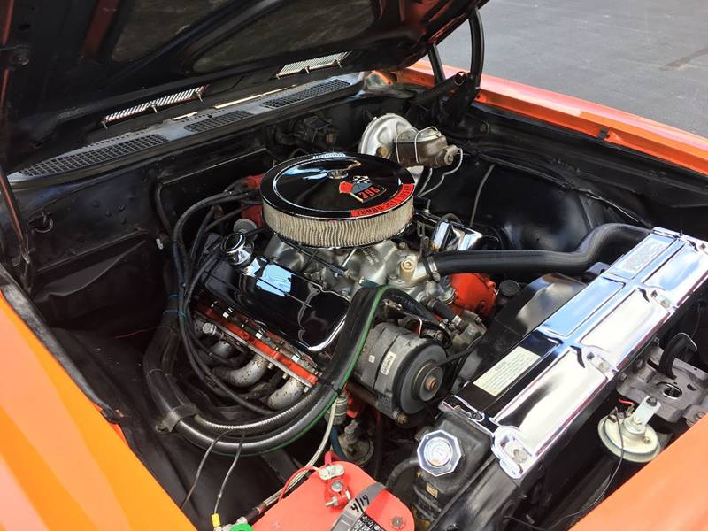 1969 Chevrolet Chevelle for sale at The Best Muscle Cars in Clarksburg MD