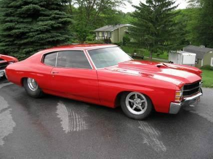1971 Chevrolet Chevelle for sale at The Best Muscle Cars in Clarksburg MD