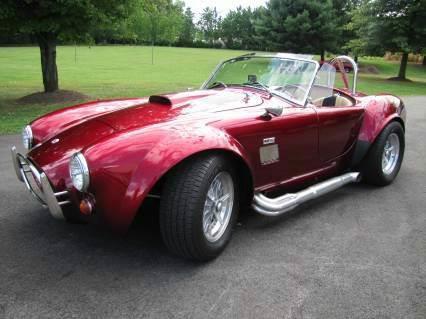 1967 Cobra Everett Morrison