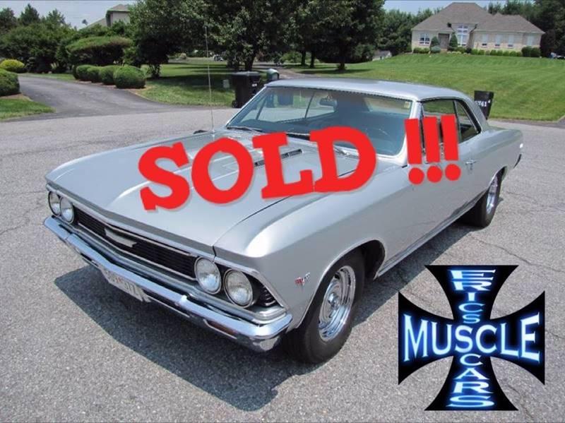 1966 Chevrolet Malibu SOLD SOLD SOLD