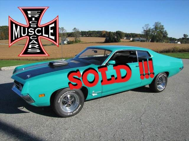 1970 Ford Torino SOLD SOLD SOLD