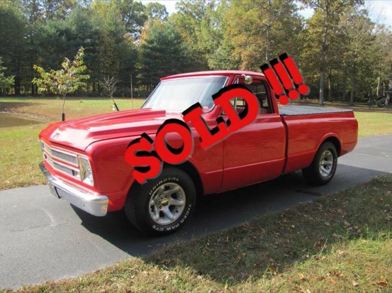 1968 Chevrolet C10 Series SOLD SOLD SOLD