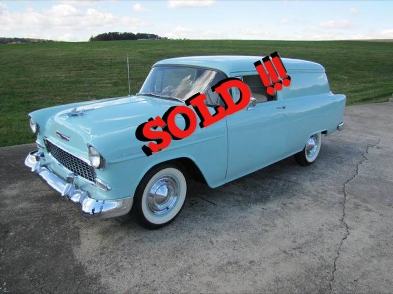 1955 Chevrolet 150 SOLD SOLD SOLD