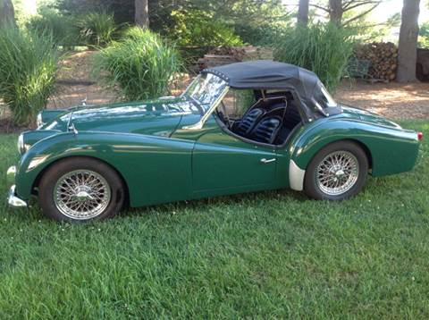 1961 Triumph TR4 for sale in Clarksburg, MD