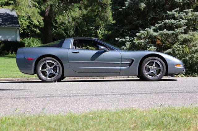 2003 Chevrolet Corvette for sale at The Best Muscle Cars in Clarksburg MD