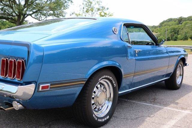 1969 Ford Mustang for sale at The Best Muscle Cars in Clarksburg MD