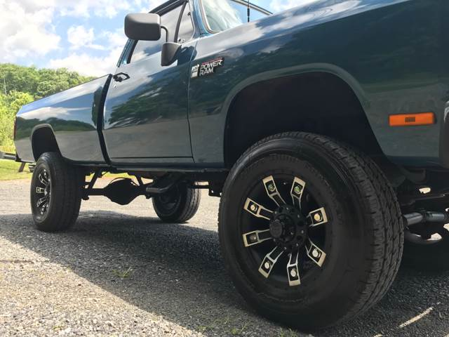1989 Dodge RAM 250 for sale at The Best Muscle Cars in Clarksburg MD