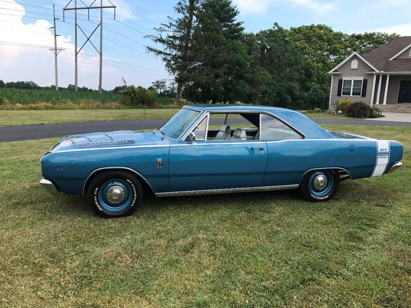 1967 Dodge Dart for sale at The Best Muscle Cars in Clarksburg MD