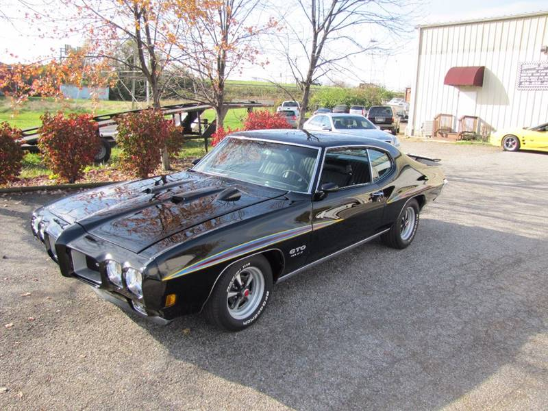 1970 Pontiac GTO SOLD SOLD SOLD