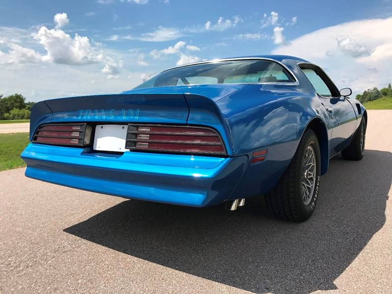 1978 Pontiac Trans Am for sale at The Best Muscle Cars in Clarksburg MD