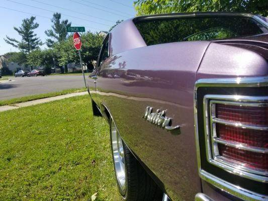 1967 Chevrolet Malibu for sale at The Best Muscle Cars in Clarksburg MD