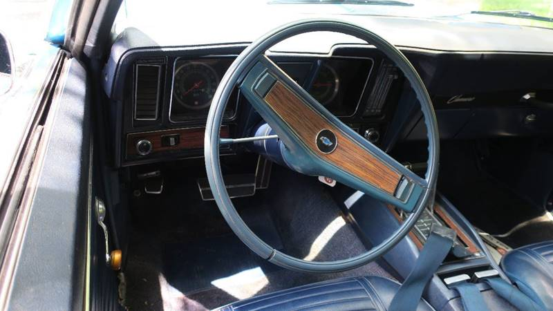 1969 Chevrolet Camaro for sale at The Best Muscle Cars in Clarksburg MD
