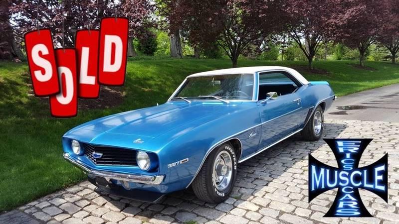 1969 Chevrolet Camaro SOLD SOLD SOLD