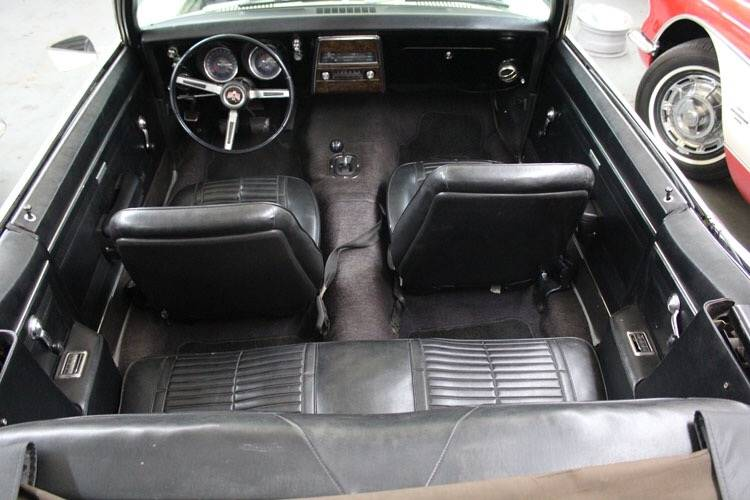 1968 Pontiac Firebird for sale at The Best Muscle Cars in Clarksburg MD