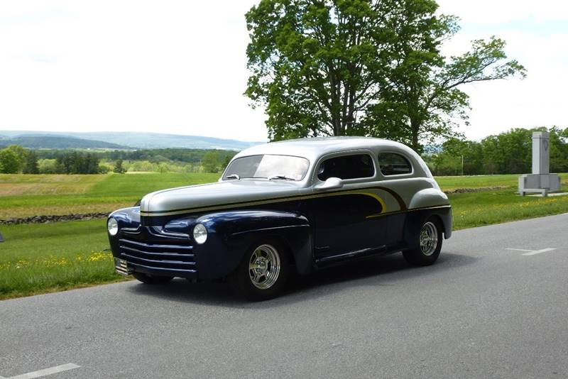 1946 Ford Street Rod for sale at The Best Muscle Cars in Clarksburg MD