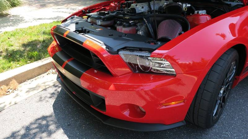 2013 Ford Shelby GT500 for sale at The Best Muscle Cars in Clarksburg MD
