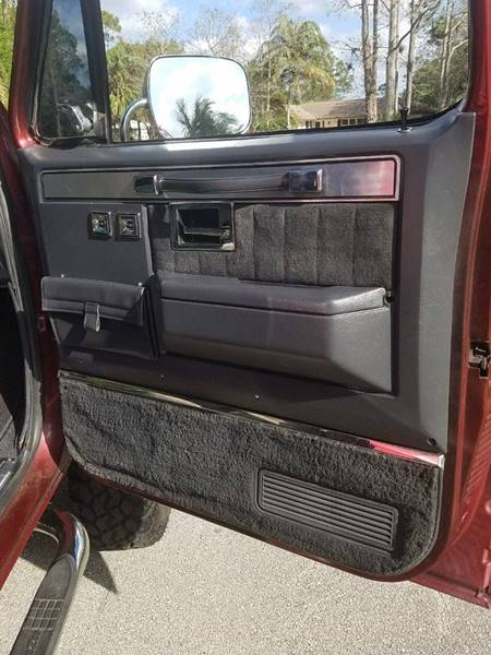 1988 GMC Suburban for sale at The Best Muscle Cars in Clarksburg MD