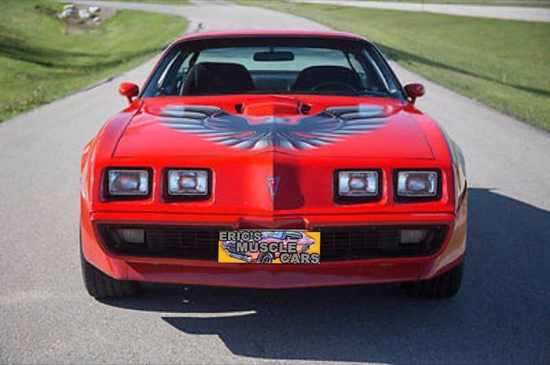 1979 Pontiac Firebird Trans Am for sale at The Best Muscle Cars in Clarksburg MD