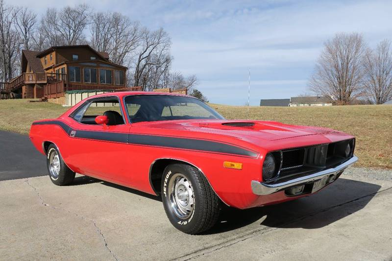 1972 Plymouth Barracuda SOLD SOLD SOLD