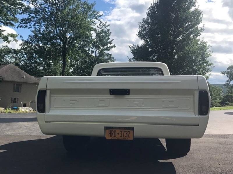 1968 Ford F-100 for sale at The Best Muscle Cars in Clarksburg MD