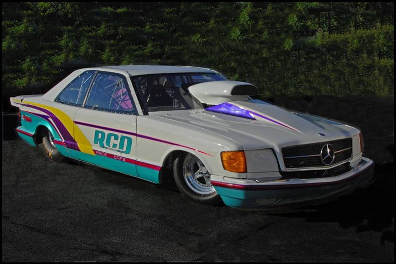 1992 Mercedes-Benz 500-Class for sale at The Best Muscle Cars in Clarksburg MD