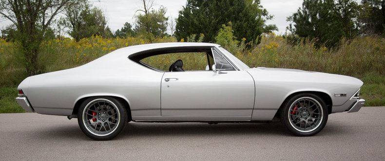 1968 Chevrolet Chevelle for sale at The Best Muscle Cars in Clarksburg MD