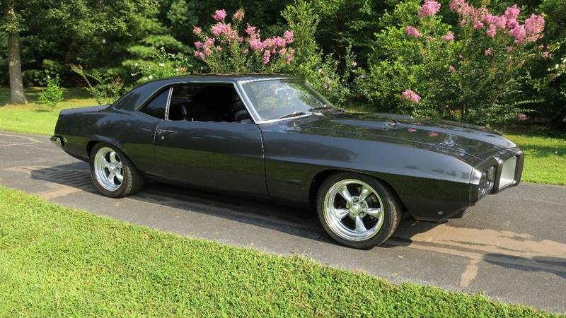 1969 Pontiac Firebird for sale at The Best Muscle Cars in Clarksburg MD