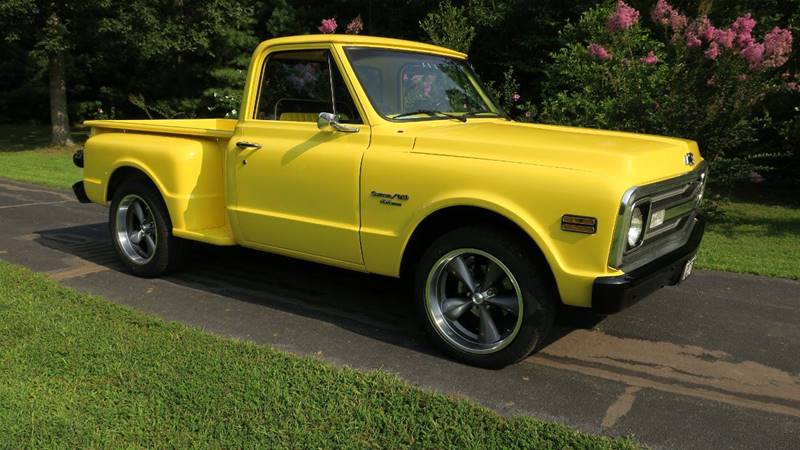 1970 Chevrolet CK