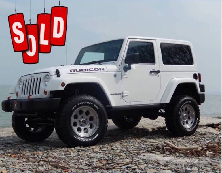 2013 Jeep Wrangler SOLD SOLD SOLD