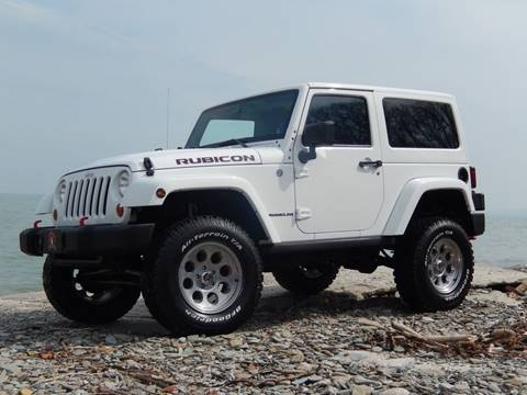 2013 Jeep Wrangler for sale in Clarksburg, MD