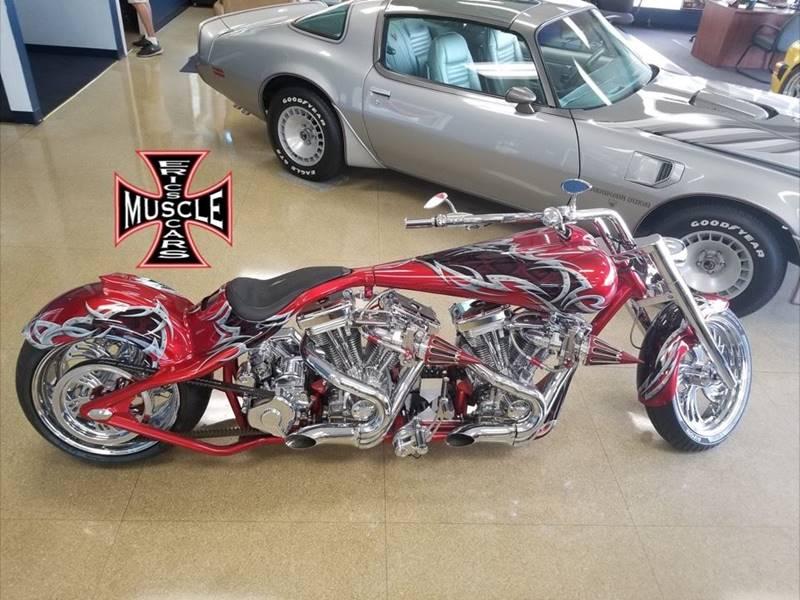 2005 Custom Show Winning Motorcycle In Clarksburg MD - The Best ...