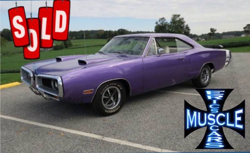 1970 Dodge Super Bee SOLD SOLD SOLD